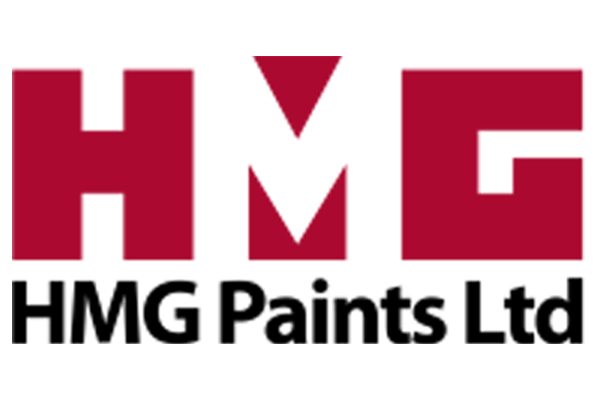 The HMG Paints Ltd Logo
